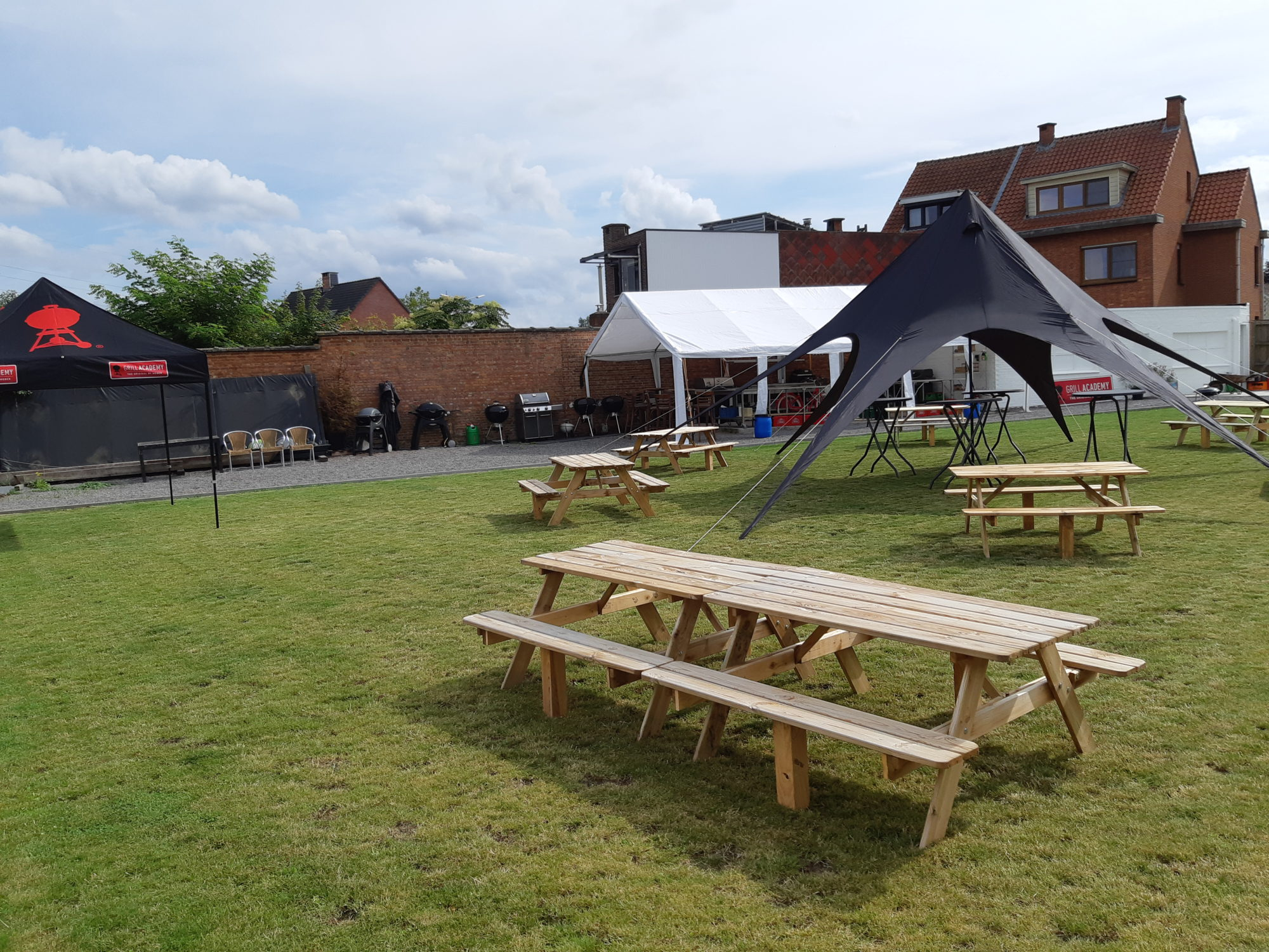 Grill Academy - Barbecue teambuildings Antwerpen